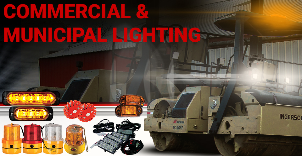 Commercial & Municipal Lighting
