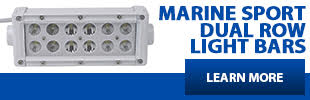 Marine HD Dual Row LED Lights
