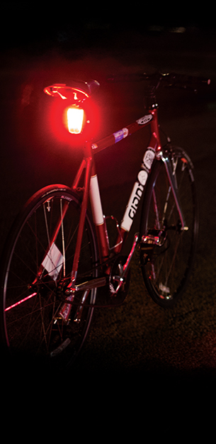 Bicycle LED Safety Lighting